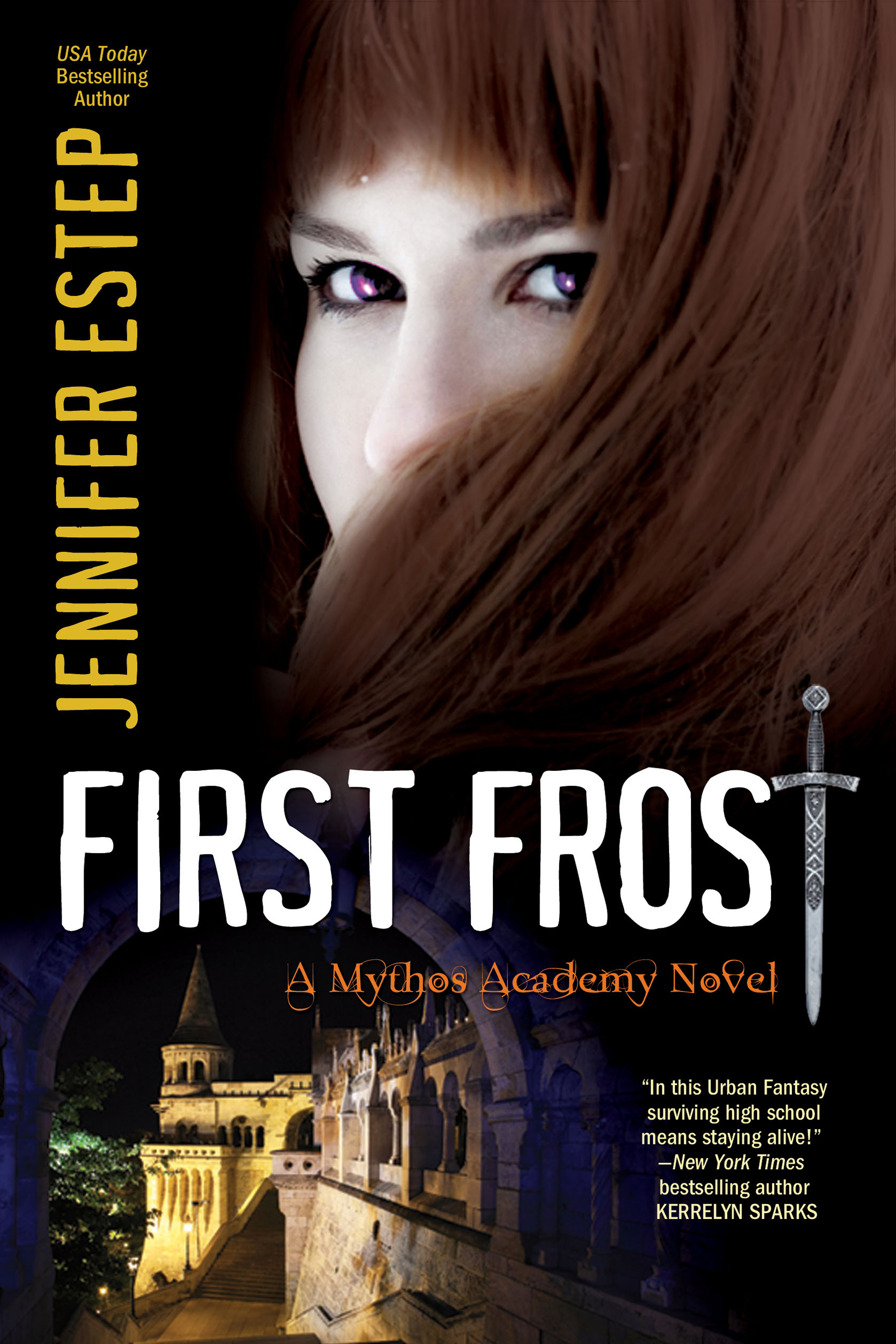 Books At A Glance » First Frost