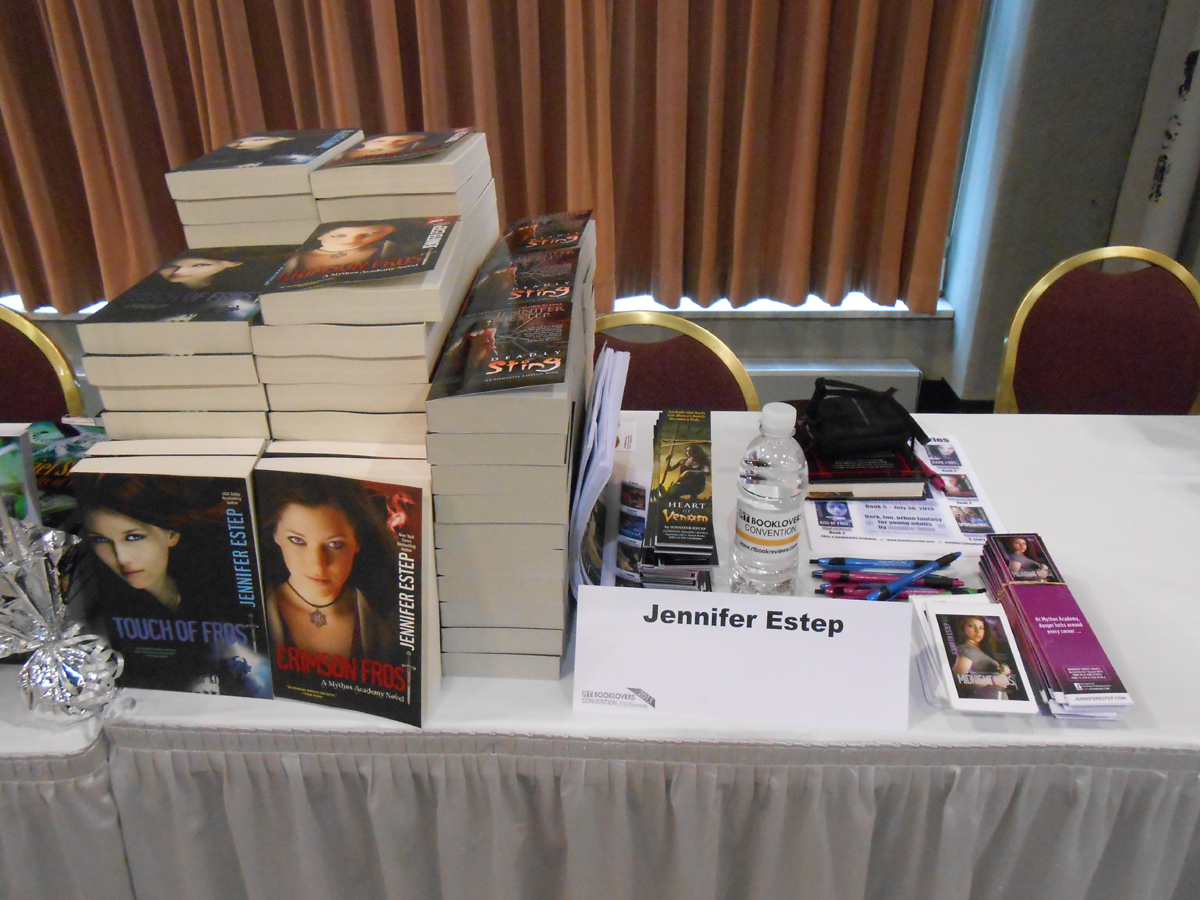 Rt Booklovers Convention Wrapup €� » Rt Book Signing
