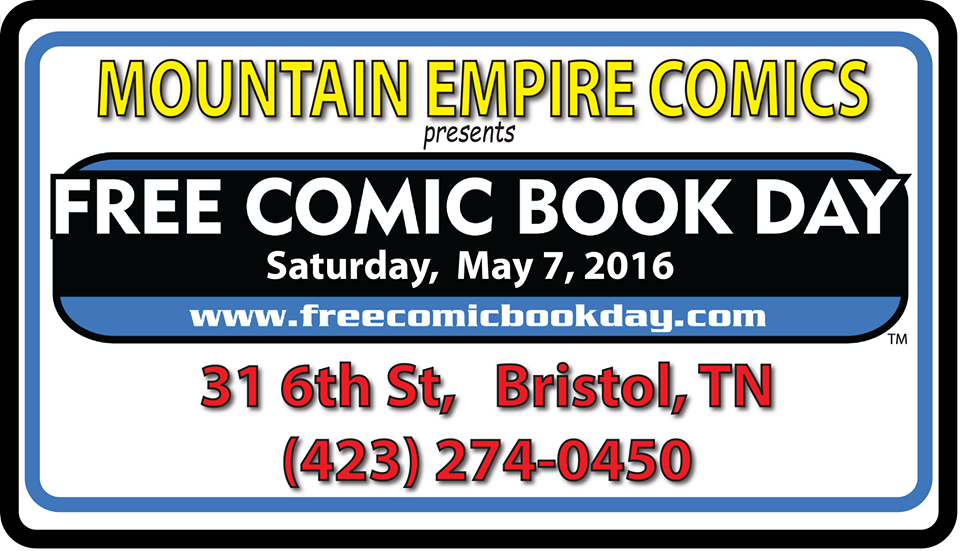 Mountain Empire Comics
