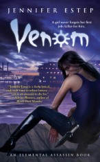Elemental Assassins Book #3 - Venom