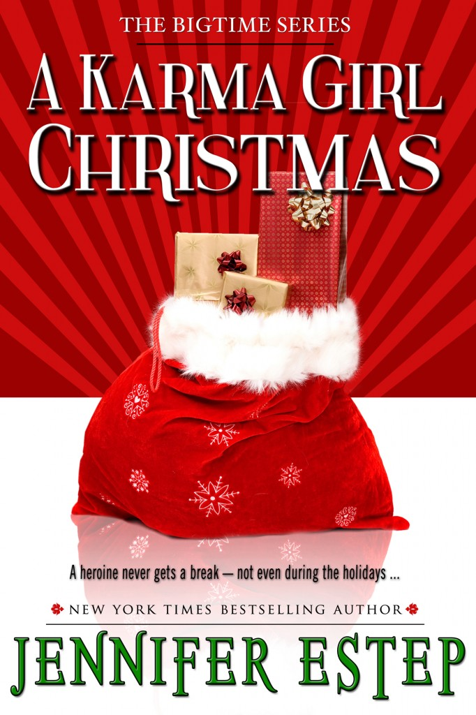 Quickie Review: A Karma Girl Christmas