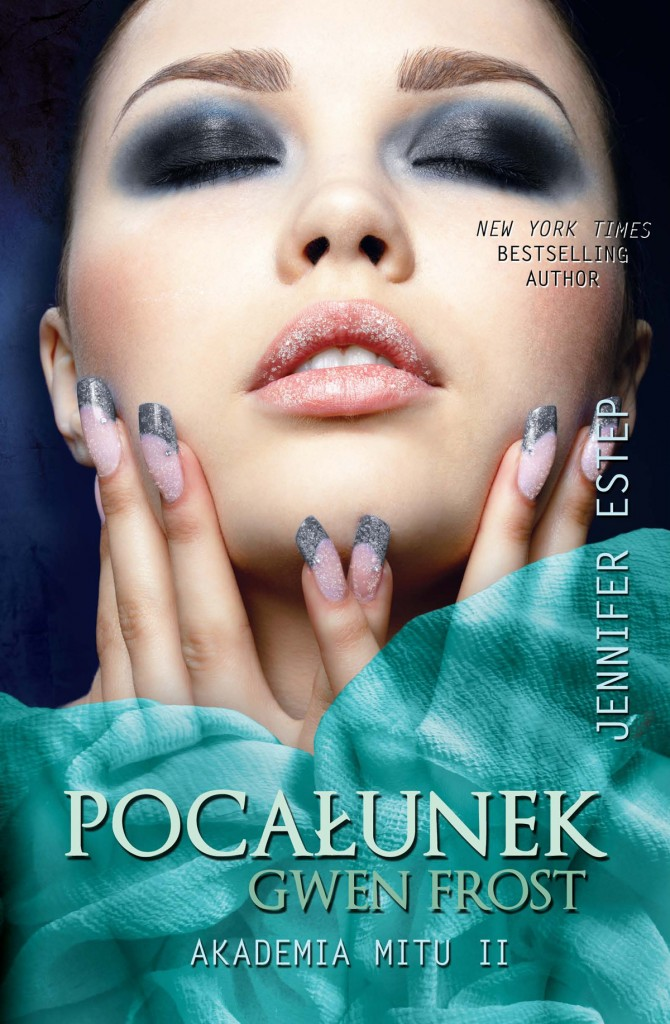 Kiss of Frost Polish cover