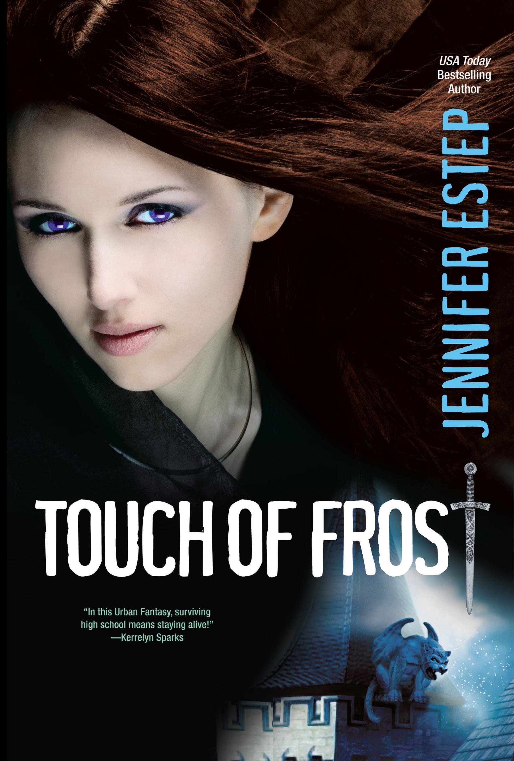Jennifer Estep | Touch of Frost new final