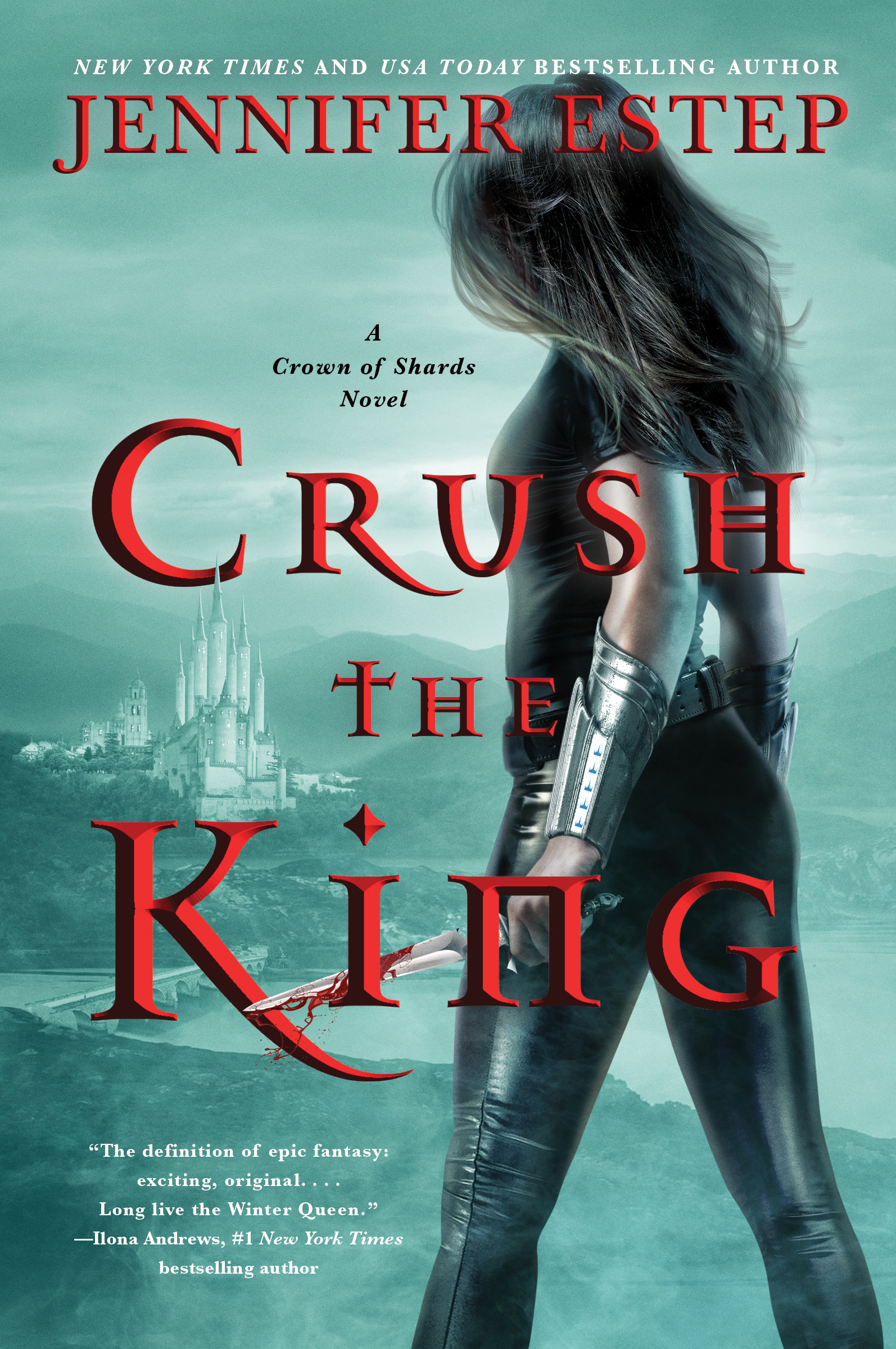 Jennifer Estep | Kill the Queen